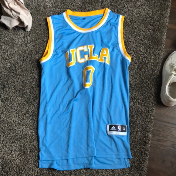 detailed look 20872 84ed8 Russell Westbrook UCLA Jersey